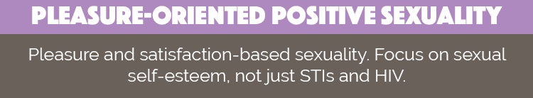 Pleasure Oriented Positive Sexuality (POPS) banner